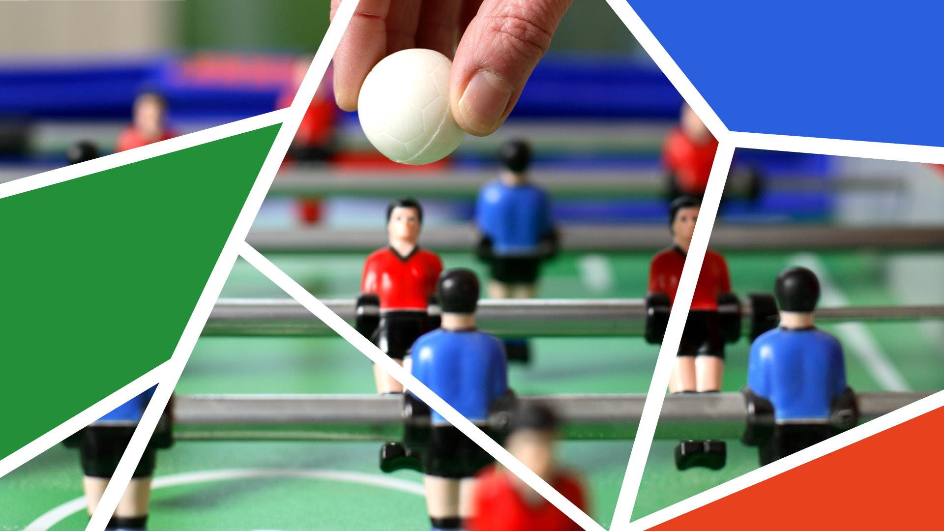 Torneo di Calcio Balilla Paraolimpico
